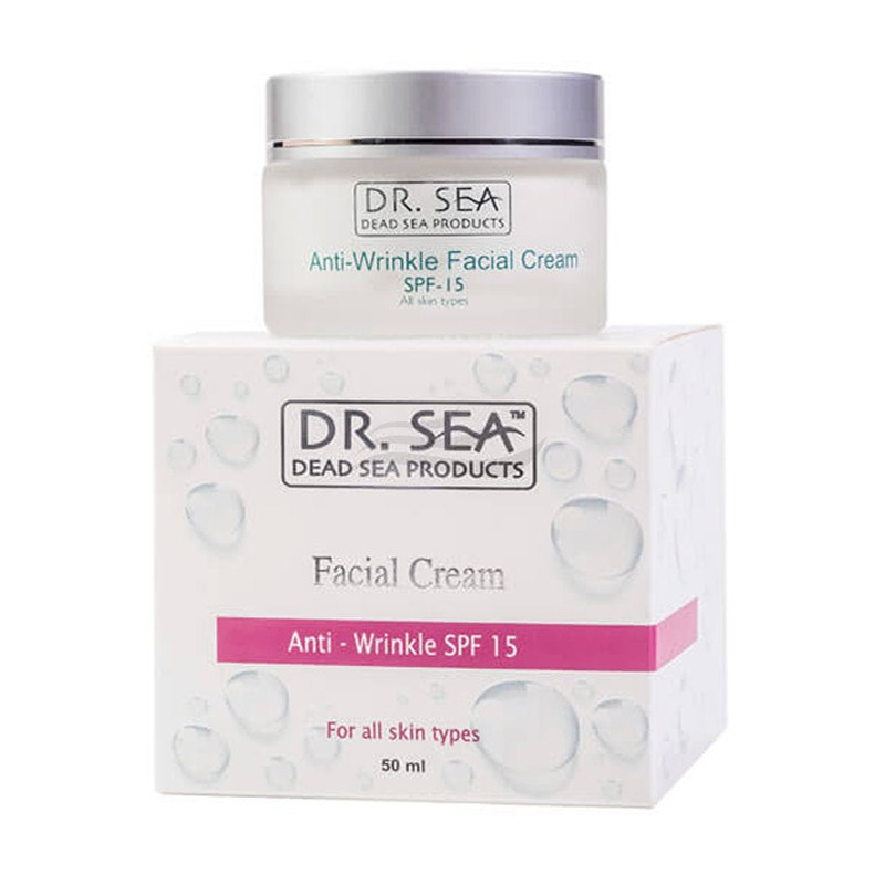 Anti-Wrinkle Facial Cream SPF15-1