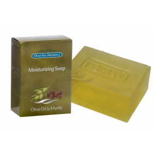 Olive Oil and Myrtle Moisturizing Soap-1