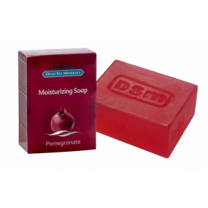 Pomegranate Moisturizing Soap-1