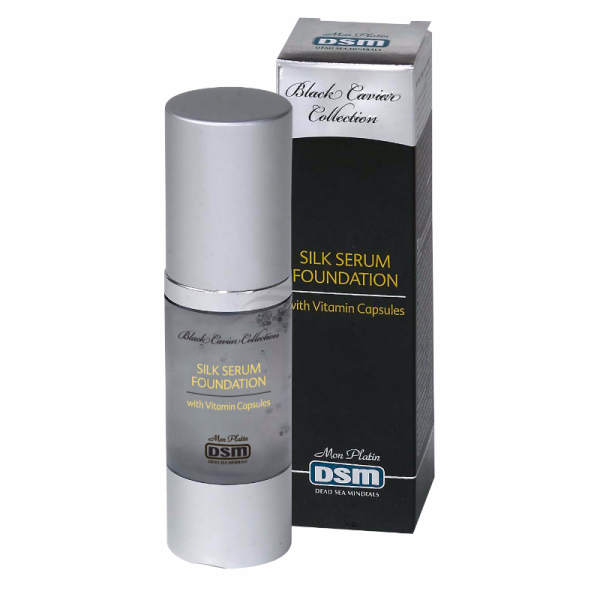 Silk Serum Foundation-1