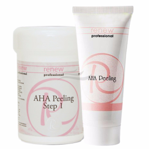 AHA Cream Peeling Step 1-1