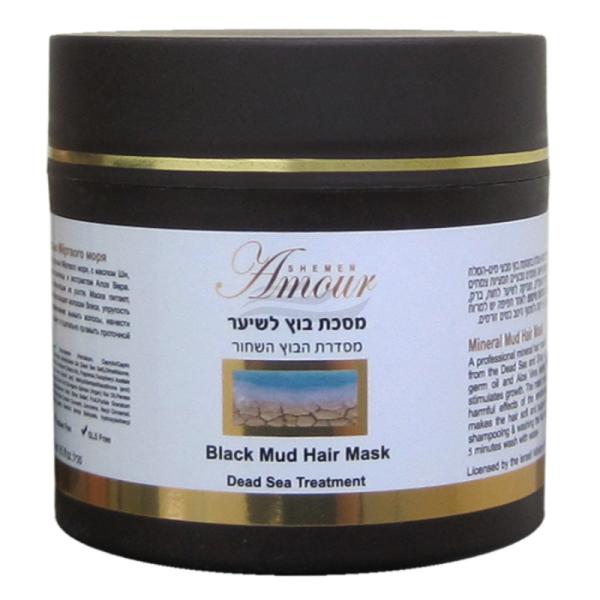 Black Mud Hair Mask-1