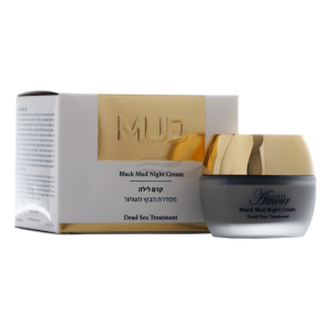 Black Mud Night Cream-1