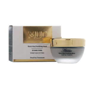 Black Mud Purifying Mask-1