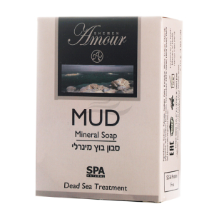 Body & Massage Black Mud Soap-1