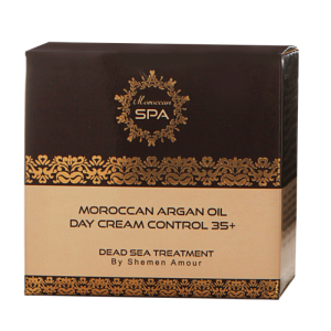 Moroccan Argan Oil Day Cream Control 35+-1