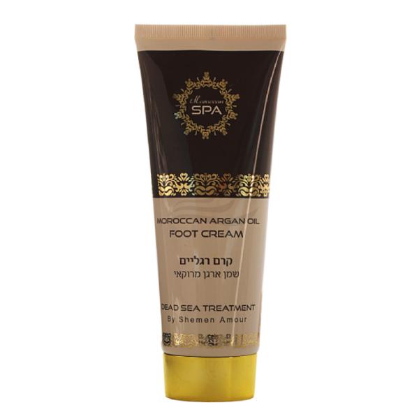 Moroccan Argan Oil Foot Cream-1