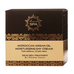 Moroccan Argan Oil Moisturizing Day Cream For Normal to Dry Skin-1