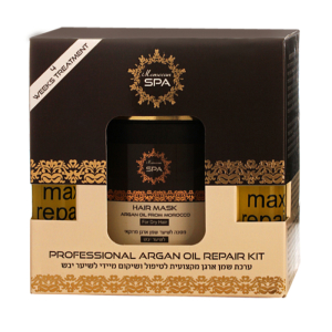 Professional Moroccan Oil Repair Kit-1