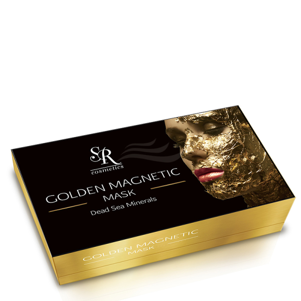 Golden Magnetic Mask-1