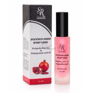 Wrink-les Pure HA and Pomegranate Seed Oil Serum-1